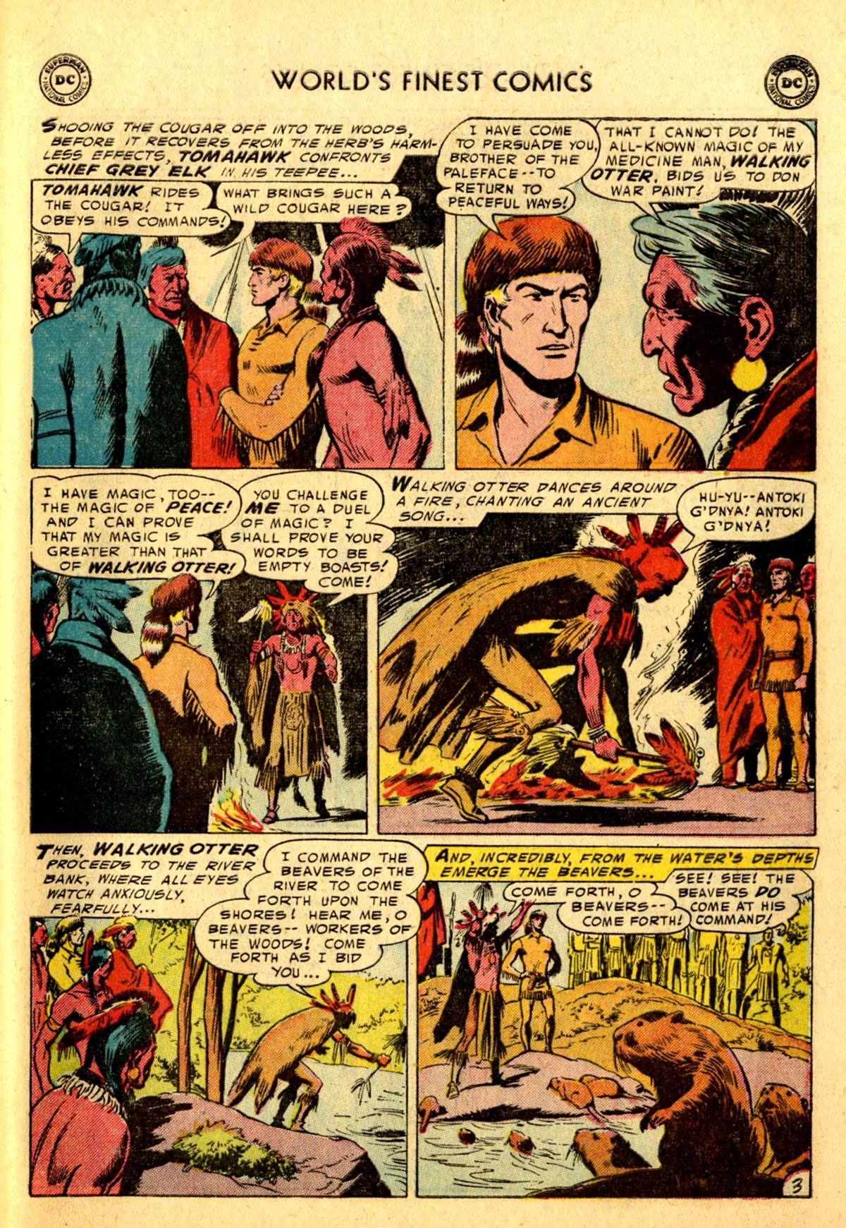 Read online World's Finest Comics comic -  Issue #75 - 29