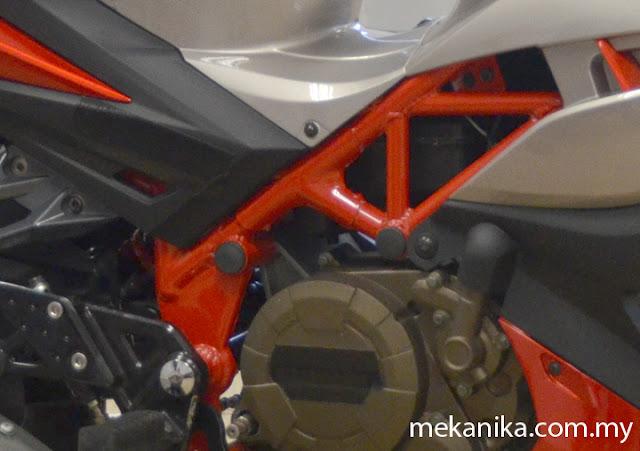 Modenas GT150 Bakal Di Pasaran Malaysia Awal 2018?