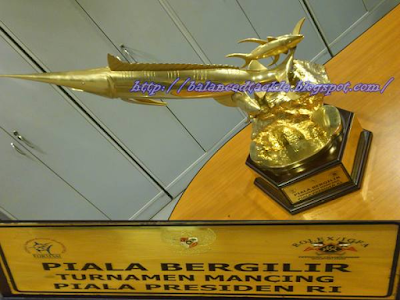 Turnamen Mancing Piala Presiden RI