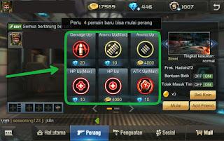 Tips menaqlukkan Pve Challenge Game Crisis Action