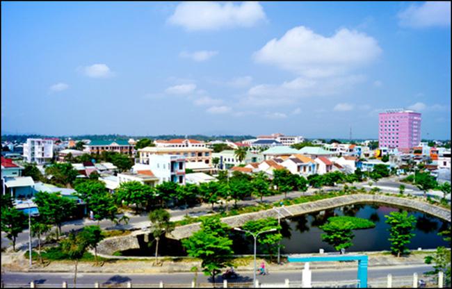 Thành phố Tam Kỳ- Quảng Nam