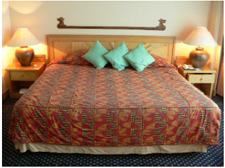 Contoh gambar double bed room