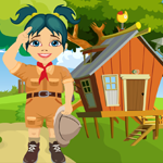 Play Games4King Scout Girl Res…