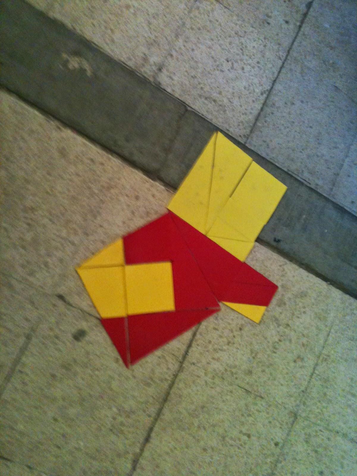 MATEMÁTICAS DE SECUNDARIA: Demostración Teorema Pitagoras