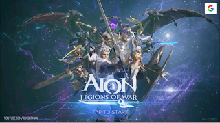 Screenshoot Game AION Legions Of War vLive3_0.0.11.12 Apk Terbaru For Android: