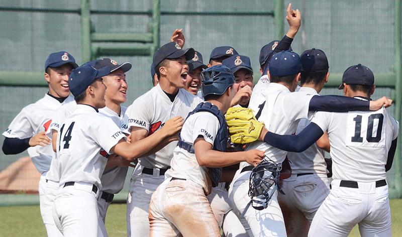 蓬萊高校野球部