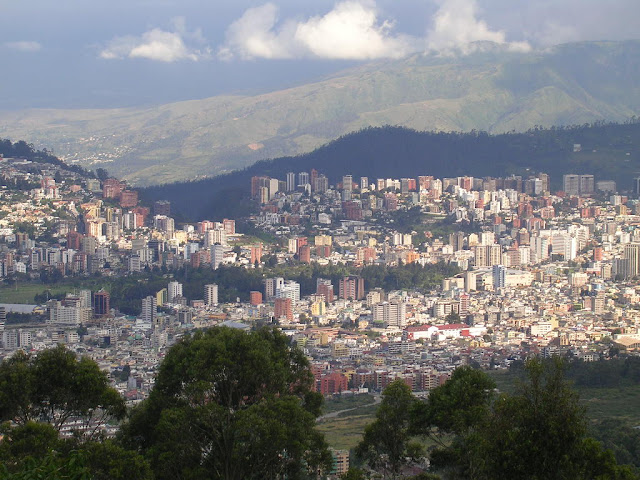 Quito, Capital do Equador