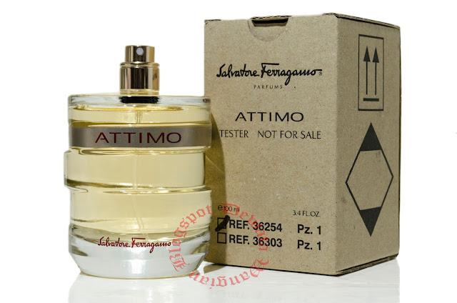 Salvatore Ferragamo Attimo Tester Perfume