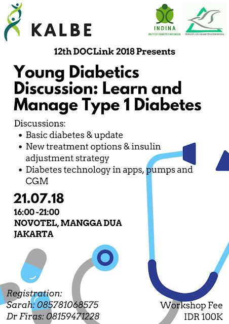 persatuan diabetes indonesia yakarta