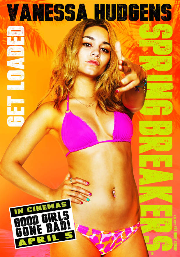 Spring Breakers: VANISHED EMPIRES: Spring Breakers & Mythic Descent Into