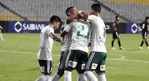 المصري يرافق بيراميدز للدور القادم من كأس الكونفيدرالية الأفريقية بعد الفوز على فريق نواذيبو