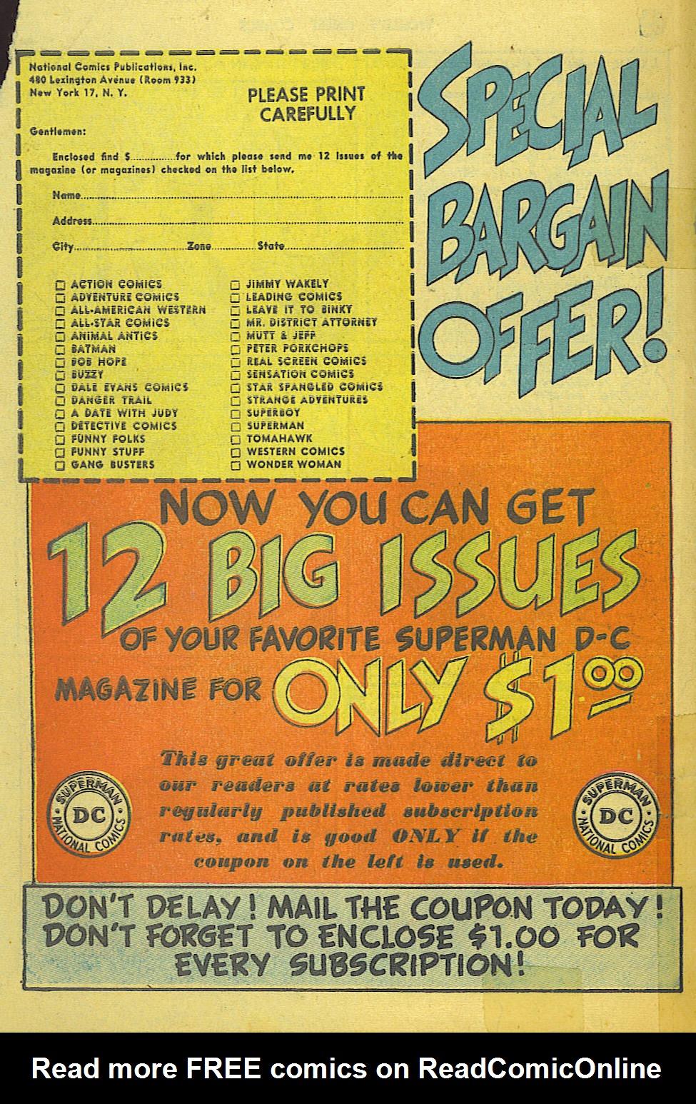 Read online World's Finest Comics comic -  Issue #49 - 75