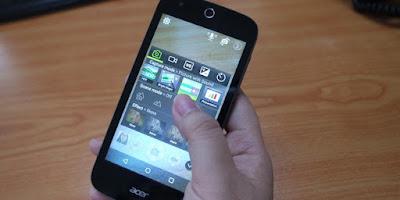 Spesifikasi dan Harga Terbaru Acer Liquid Z320, Ponsel Android Lollipop