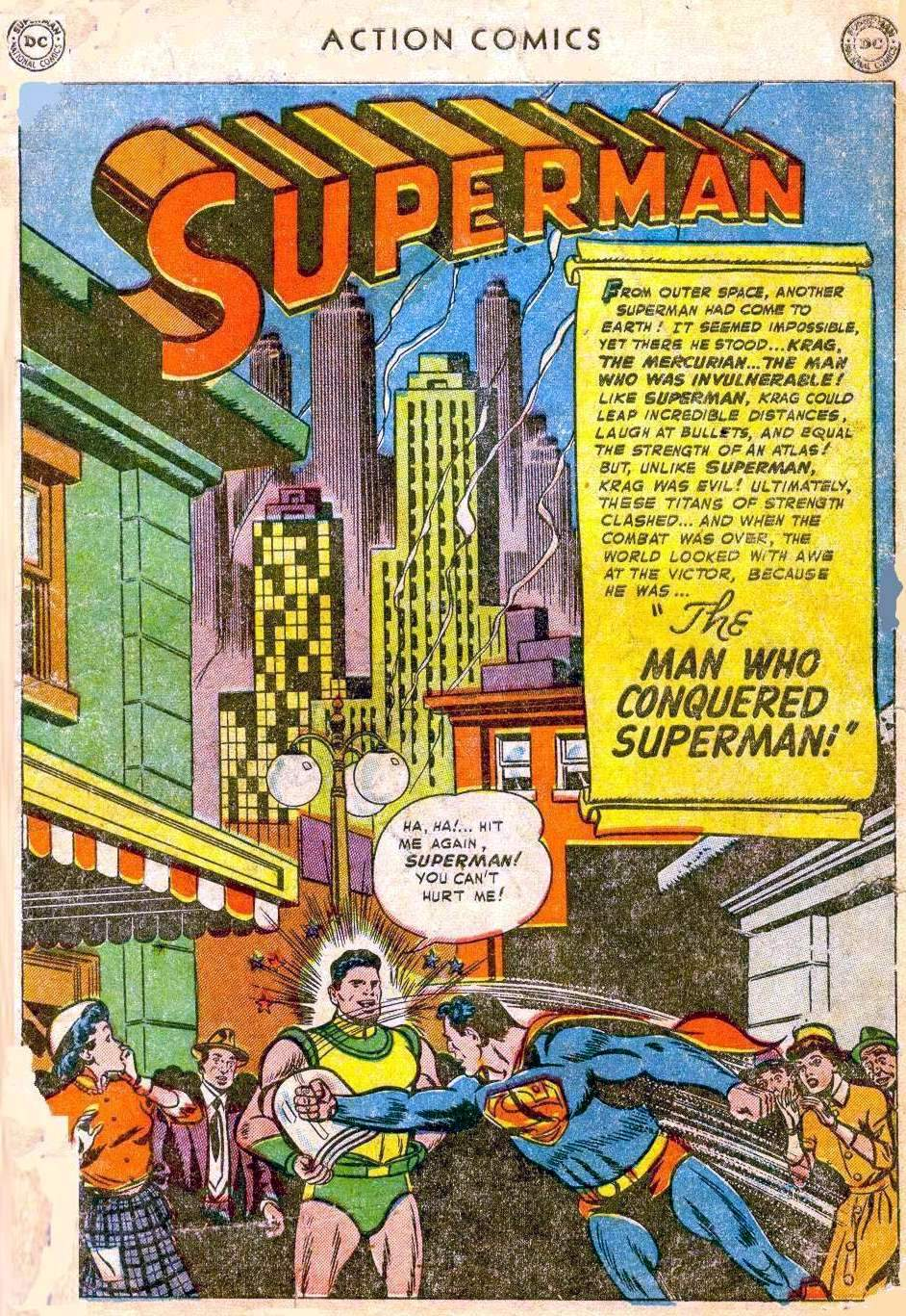 Read online Action Comics (1938) comic -  Issue #165 - 3
