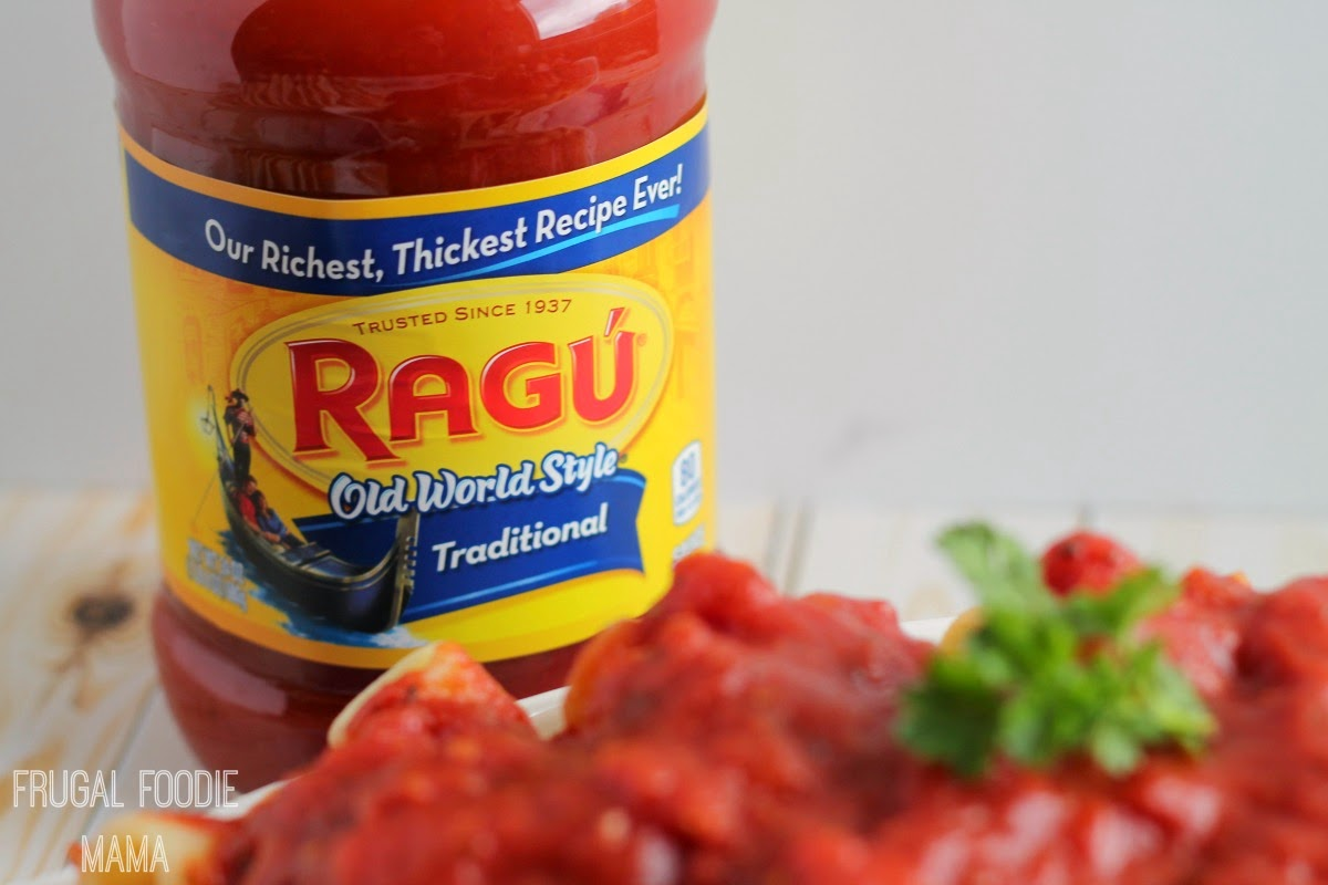Ragú is recognizing and celebrating everything that makes family mealtime Saucesome. From unique recipes to silly moments to crazy weeknights…it's all #Saucesome with the delicious help of Ragú Sauce. #ad
