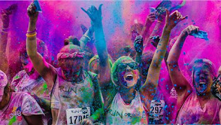 Hardlooptips Colour Run