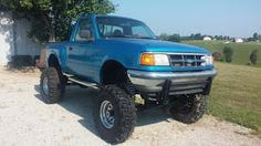 Ford Mud Trucks For Sale