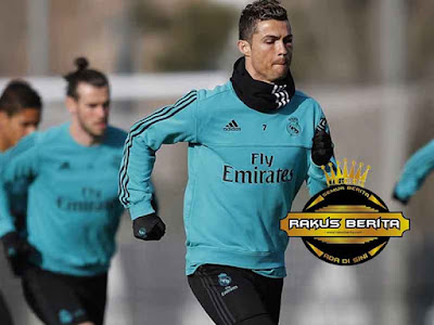 Ronaldo Bahagia Di Real Madrid