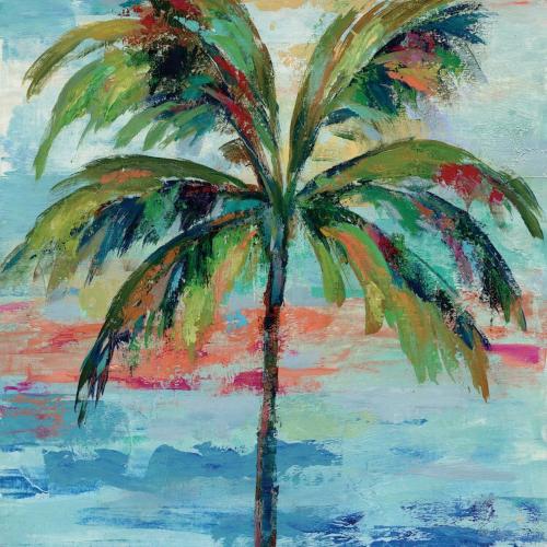 Palm Tree Canvas Art