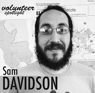 5334296ed48 Volunteer Spotlight  Sam Davidson