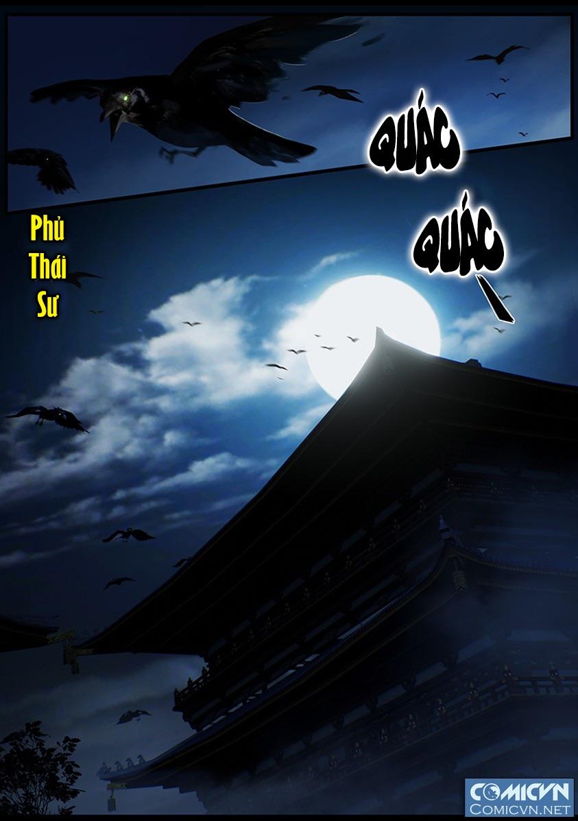 Thủ Mộ Bút Ký - Chapter 10: Thái Sư - Pic 2