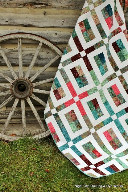 Night Owl Quilting Amp Dye Works City Slicker A New