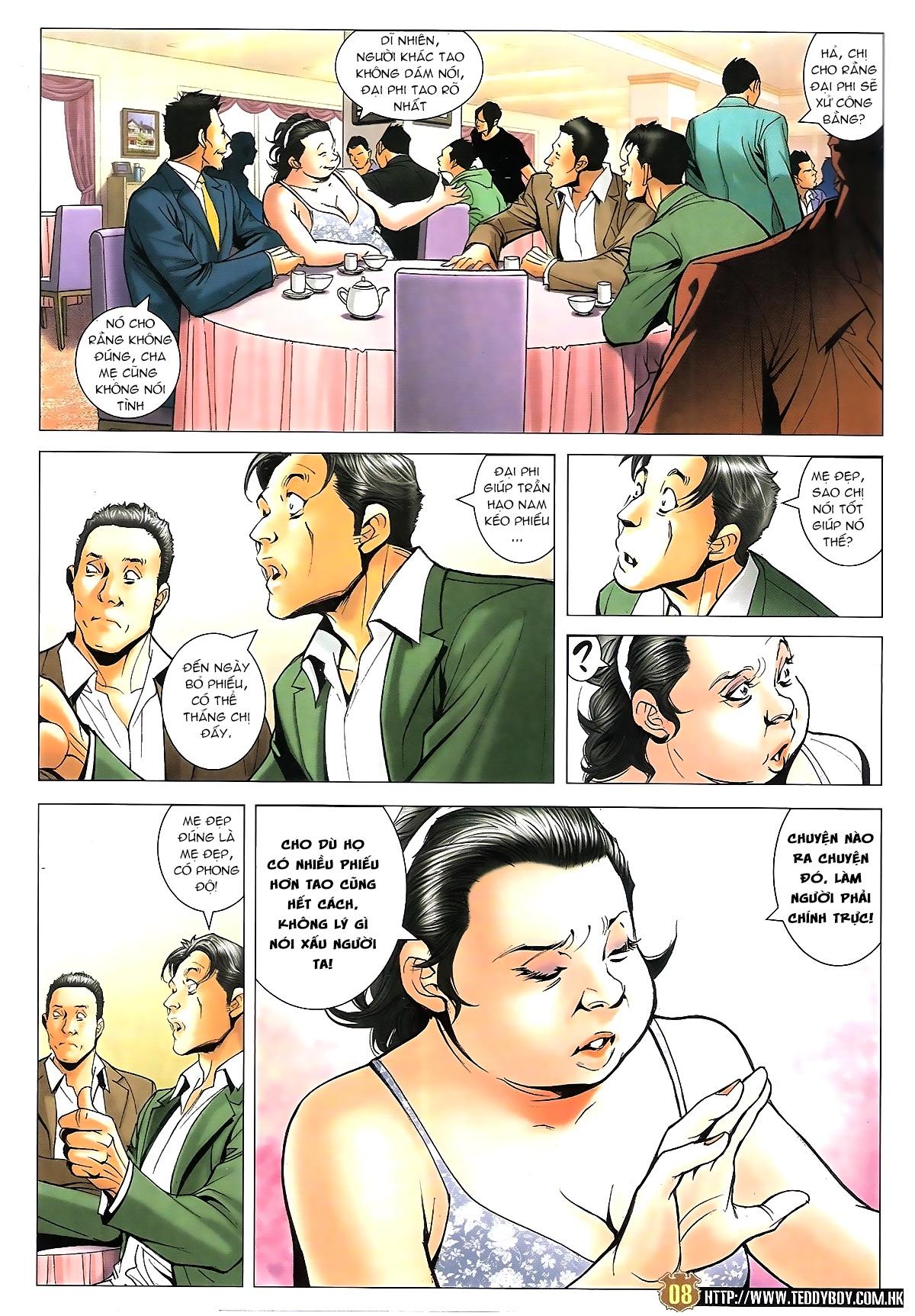 Người Trong Giang Hồ - Chapter 1620: Đàm phán bất thường - Pic 7