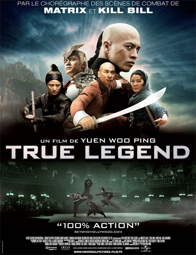 Ver True Legend (Su Qi-Er) (2010) Online