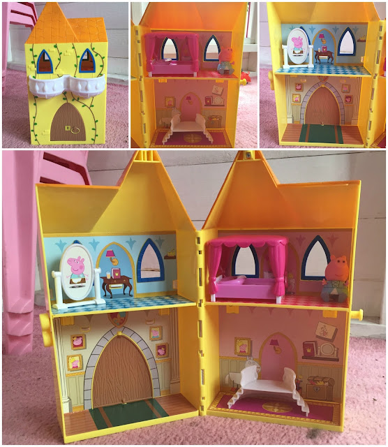 Inside Princess Peppa's Enchanting Tower