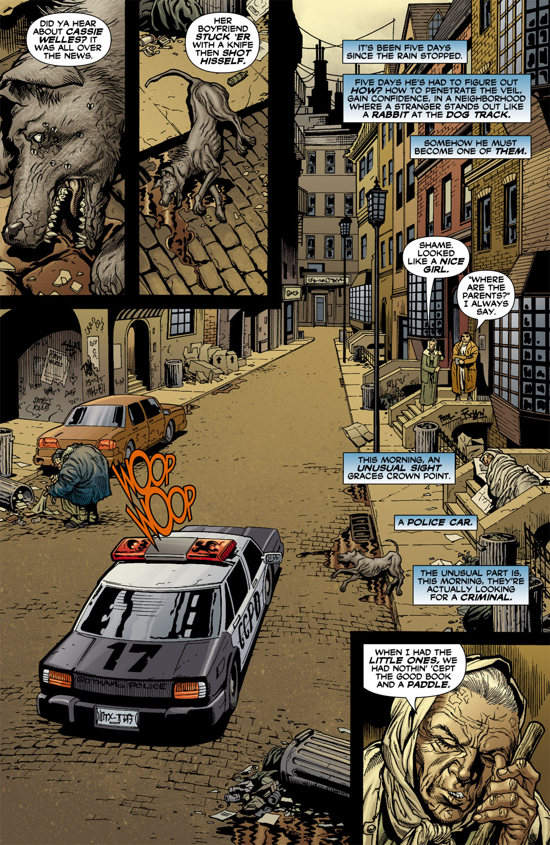 Detective Comics (1937) 807 Page 2