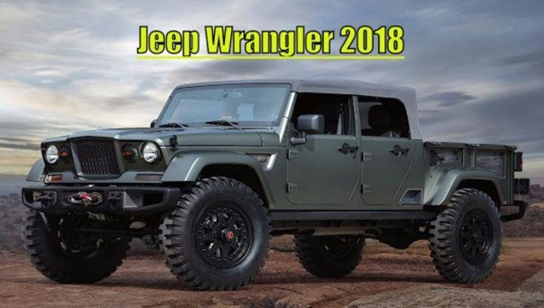 2018 jeep wrangler release date and price auto blog preview. Black Bedroom Furniture Sets. Home Design Ideas