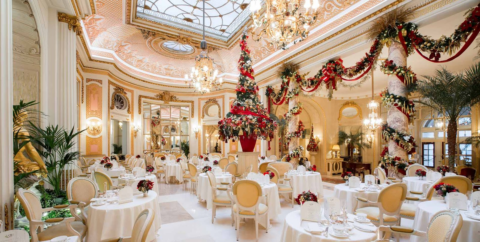 Mrs Mulled Wine Christmas Countdown - 9 weeks to go | Festive Afternoon Tea at The Ritz