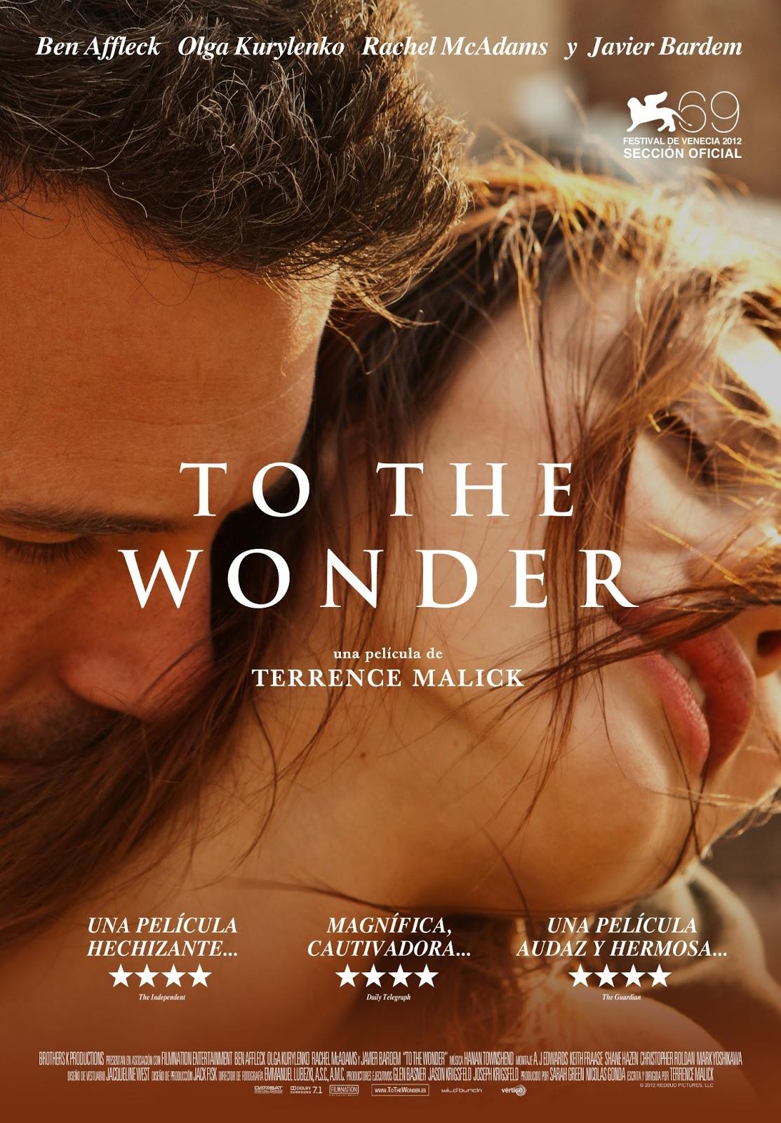 Nonton Film To The Wonder (2012)