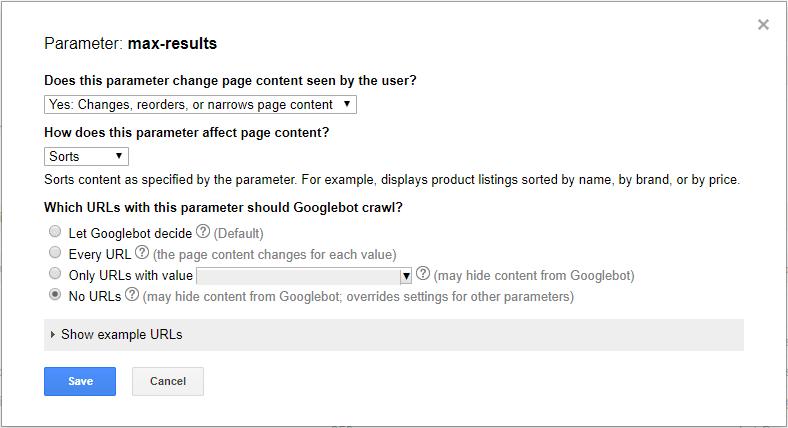 cara mengatasi max-results