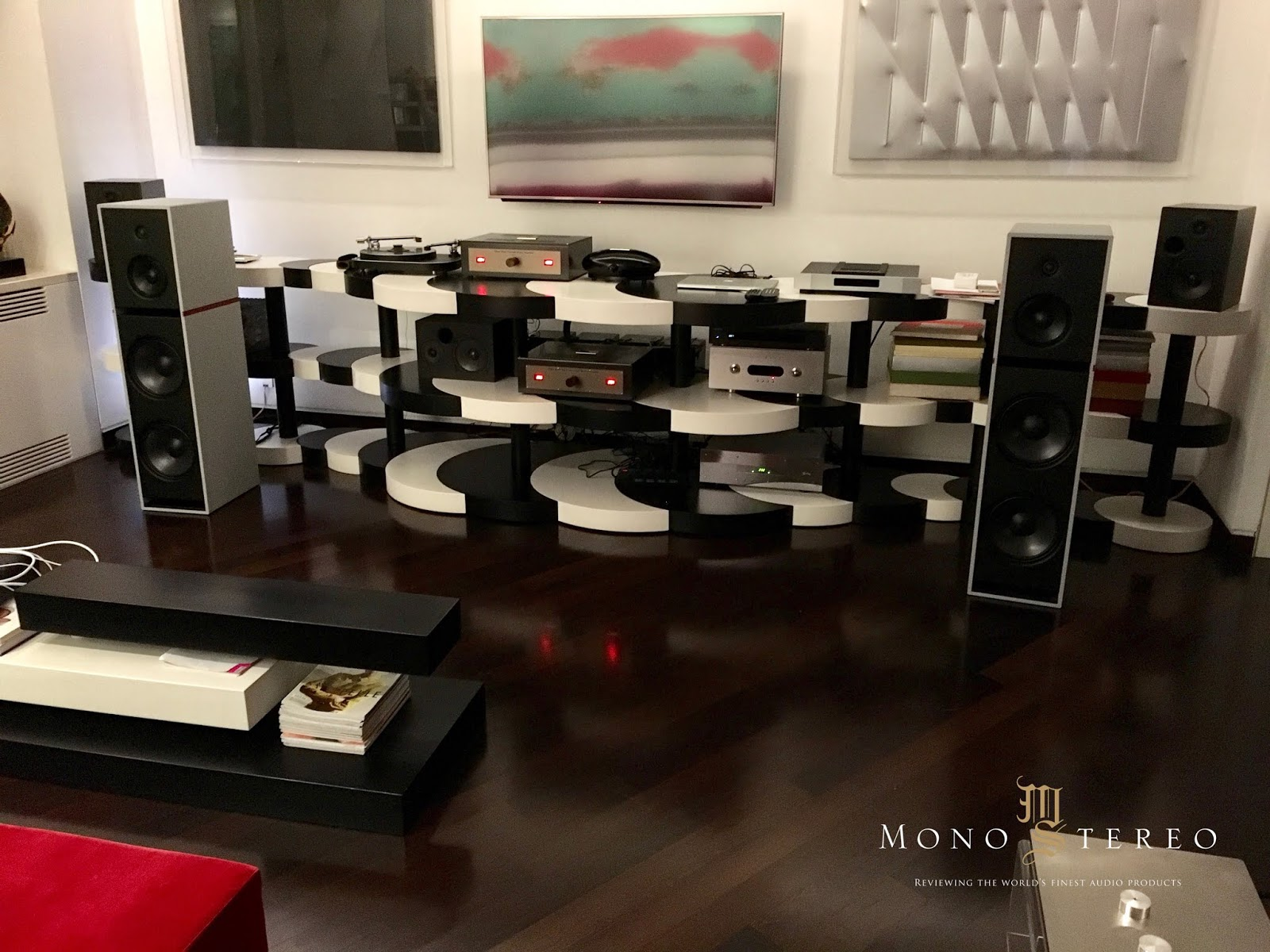 Wpc Consulting Mono And Stereo High End Audio Magazine Audioarts Nyc Client