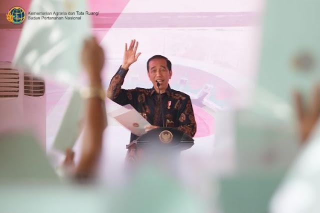 Ditanya soal Anies Setop Reklamasi, Begini Reaksi Jokowi