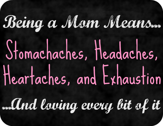 Teen Being A Mom Quotes. QuotesGram