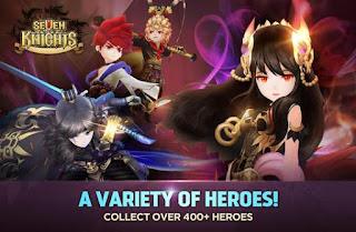 Seven Knights Mod APK + Official APK - wasildragon.web.id