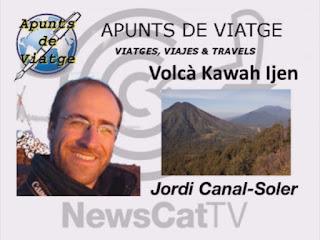 Kawah Ijen, Apunts de Viatge, Jordi Canal-Soler
