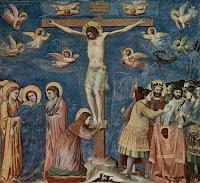 Crucifixion, Giotto