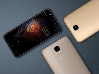 The Intex Aqua Lions T1 REVEALED with the 5.2 Inches display, the phone launched with the 5.2 Inches display