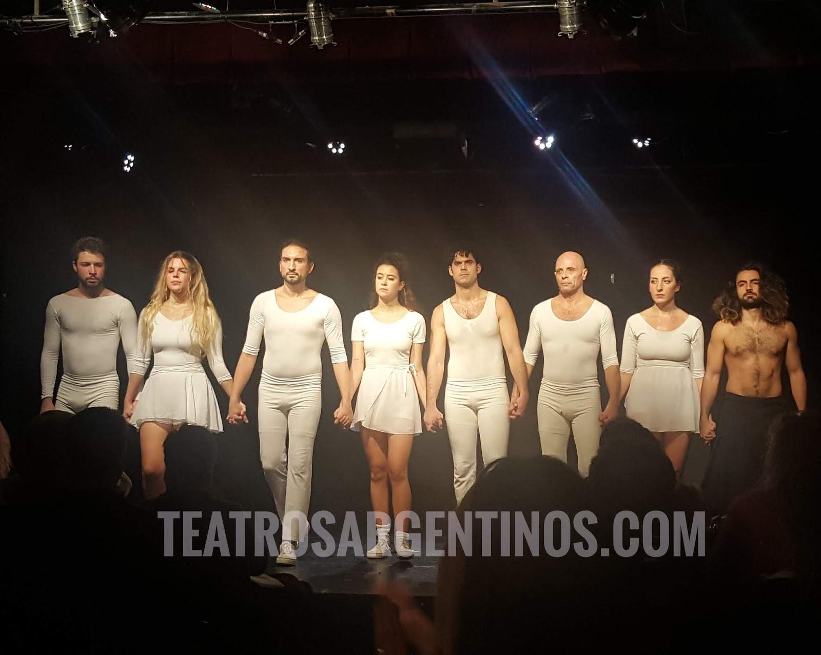 Teatros Argentinos: CRÍTICA: LA LECCIÓN DE ANATOMÍA
