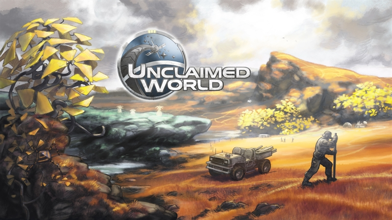 Unclaimed World Free Download Poster