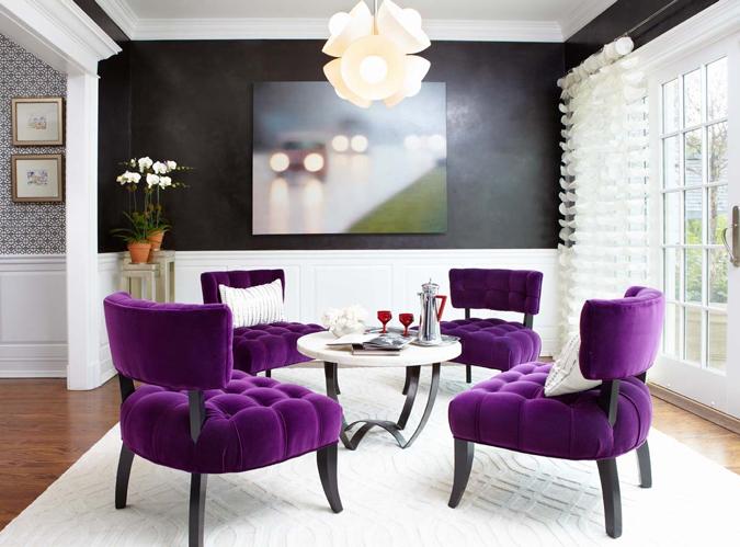 Deco Chambre Interieur Decor De Votre Salon Avec Des