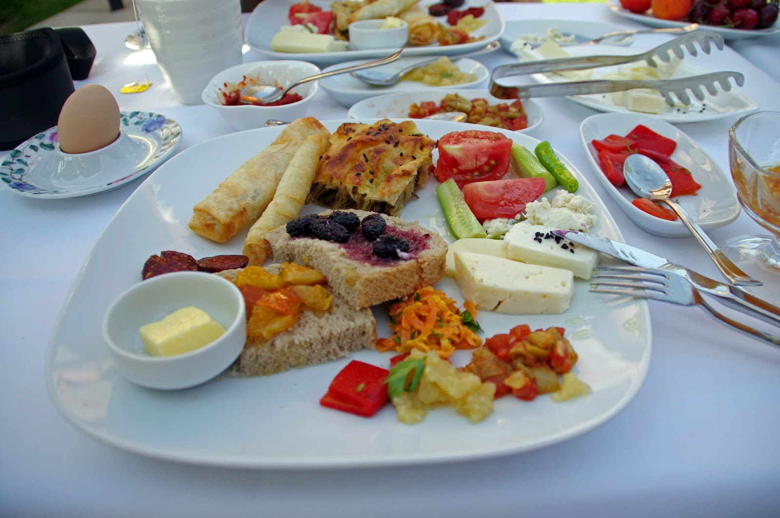 Casa Villa Hotel Eceabat Breakfast