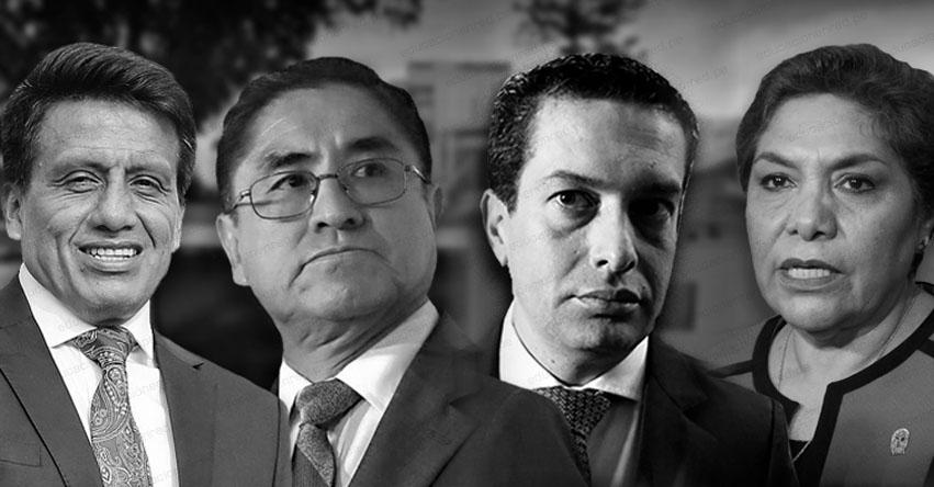 Juez Hinostroza asegura que Congresista Luz Salgado es «su amiga» en nuevo audio difundido por IDL [VIDEO]