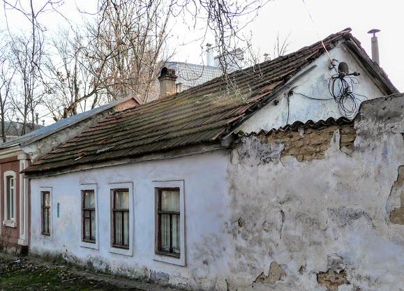 Николаев. Старые дома