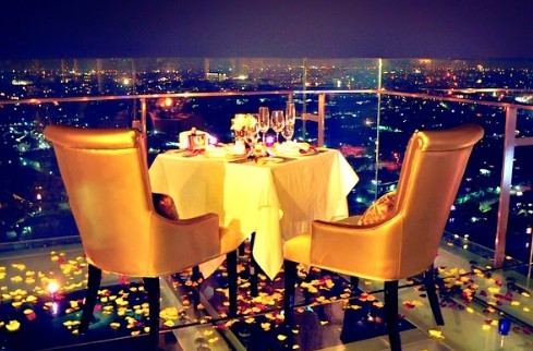 7 Tempat Dinner Romantis di Surabaya dan Jakarta