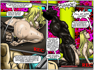 illustrated interracial horny mothers 1