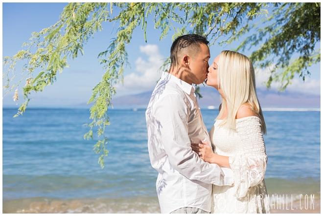 Maui Honeymoon Portraits